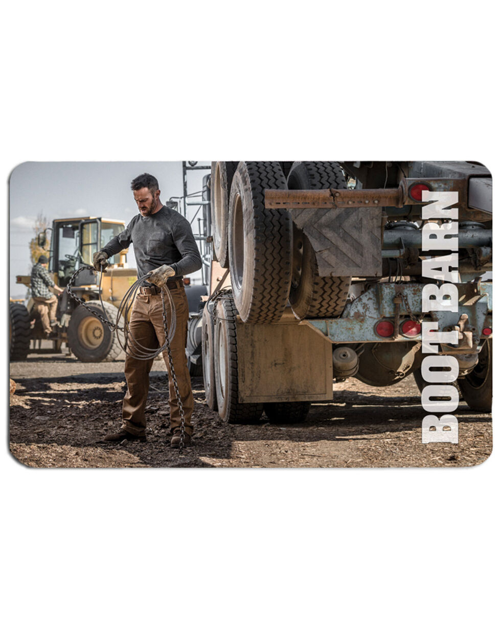 Boot Barn® Truck & Tractor Gift Card, No Color, hi-res
