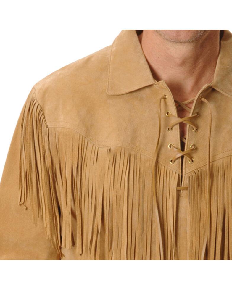 Scully Men's Mountain Man Shirt, Tan, hi-res