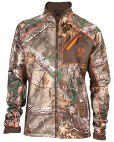 Rocky Realtree Xtra Camo Fleece Jacket, Camouflage, hi-res