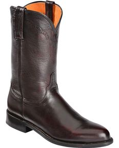 Men S Round Toe Boots Boot Barn
