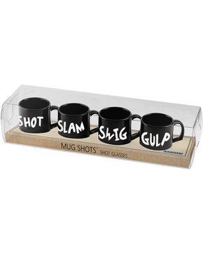 Barbuzzo by Urban Trend Mini-Mug Shot Set - 4 Glasses , No Color, hi-res