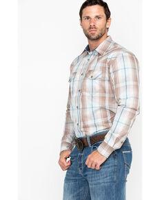 305ba5e6 Cody James Men's Sand Point Plaid Long Sleeve Western Shirt - Tall