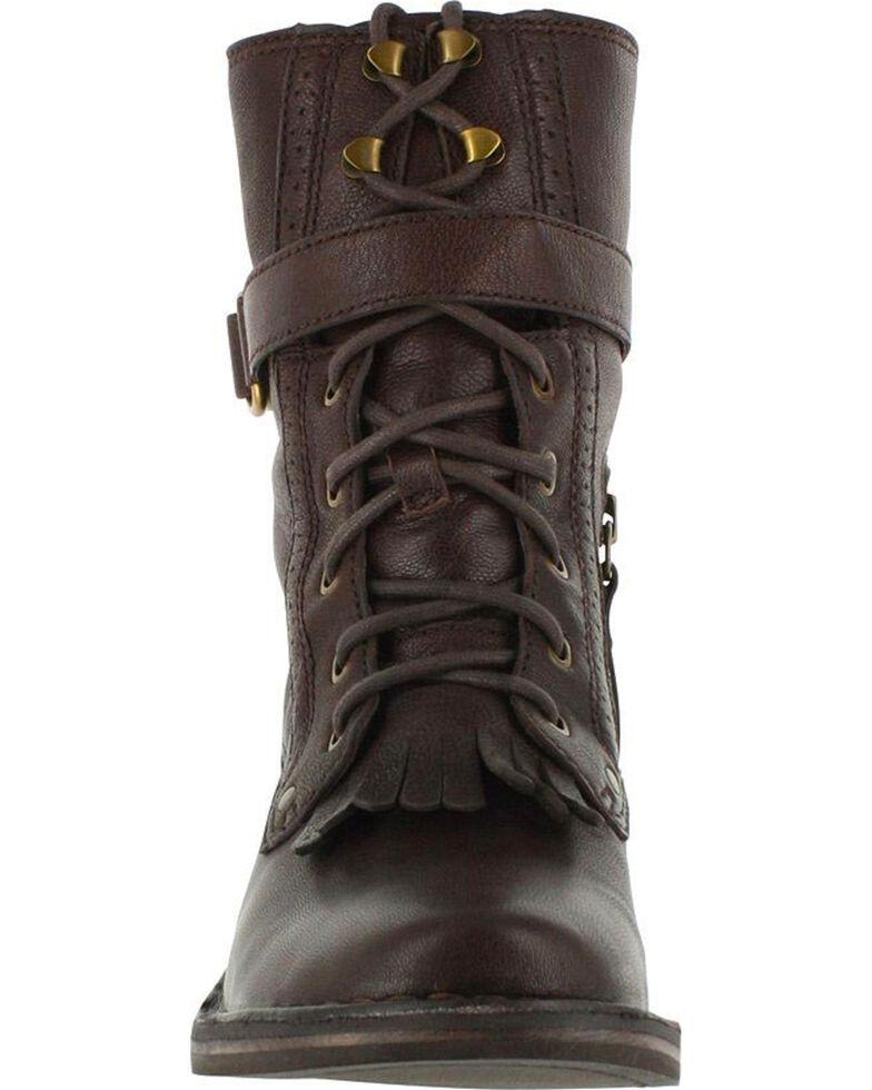UGG® Women's Jena Fashion Boots, Dark Brown, hi-res