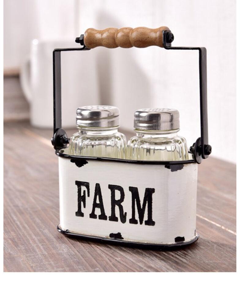 Giftcraft Farms Salt & Pepper Shaker Set, No Color, hi-res