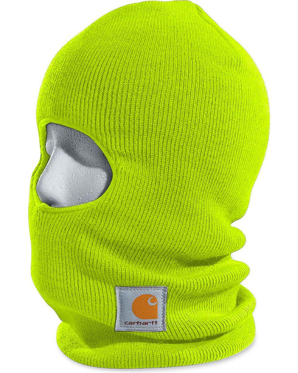 Carhartt Men's Ribbed Knit Face Mask, , hi-res