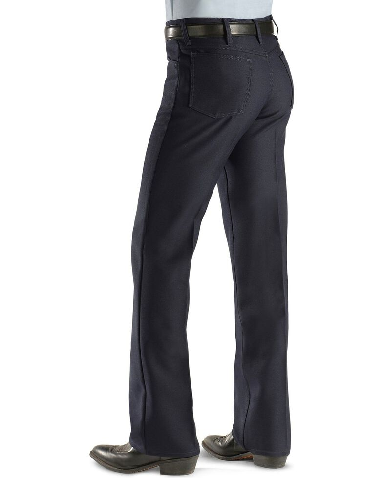 Wrangler Wrancher Dress Jeans - Big, Navy, hi-res