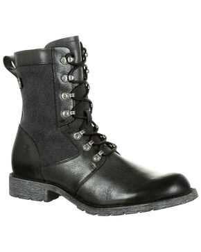 Durango Men's Drifter Lacer Boots - Round Toe, Medium Grey, hi-res