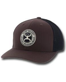HOOey Men s Brown Guadalupe Trucker Cap 2803585569c