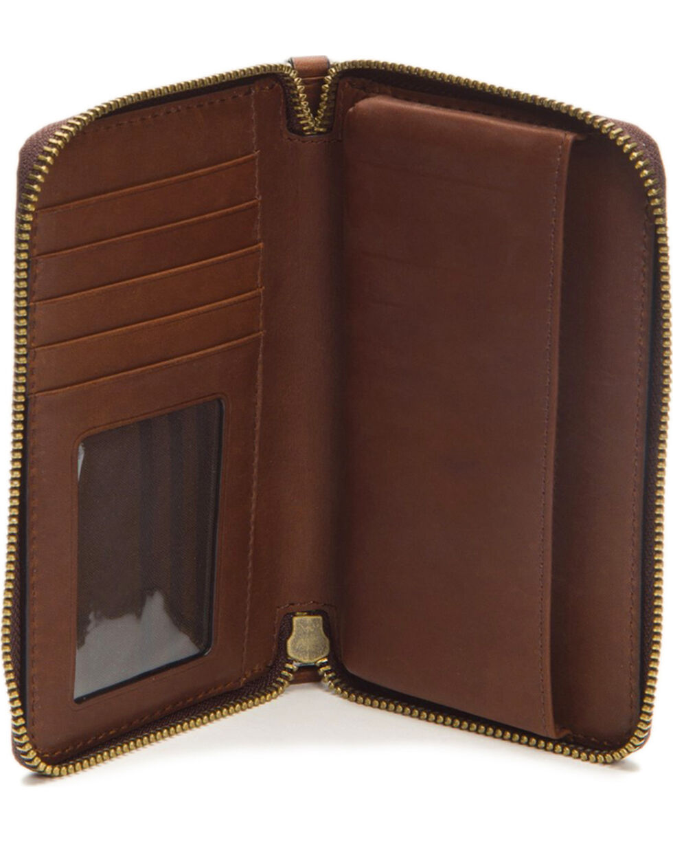 Frye Women's Melissa Zip Phone Wallet , , hi-res