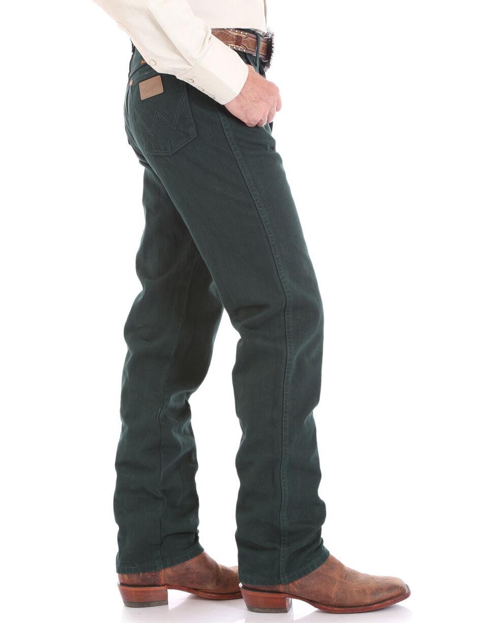 Wrangler 13MWZ Cowboy Cut Original Fit Jeans - Prewashed Colors, Mesquite, hi-res