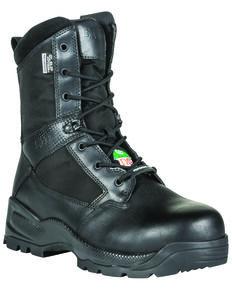 """5.11Tactical Men's 2.0 8"""" Shield Boots, Black, hi-res"""