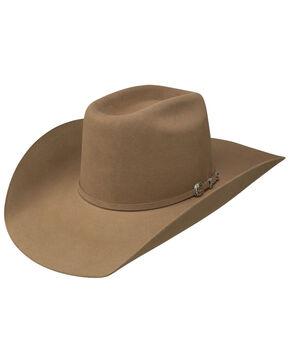 Resistol Men's The SP Western Hat, Lt Brown, hi-res