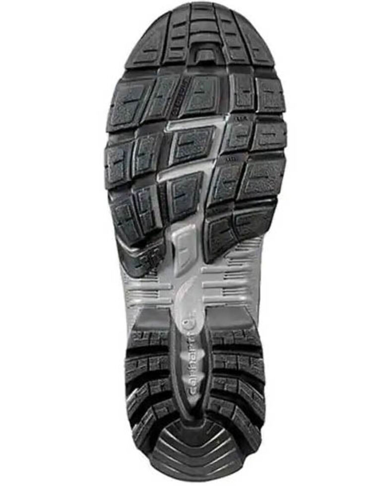 Carhartt Men's Lightweight Low Waterproof Hiker Work Boots - Soft Toe, Black, hi-res