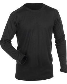 5.11 Tactical FR Polartec Crew Long Sleeve Shirt, Black, hi-res