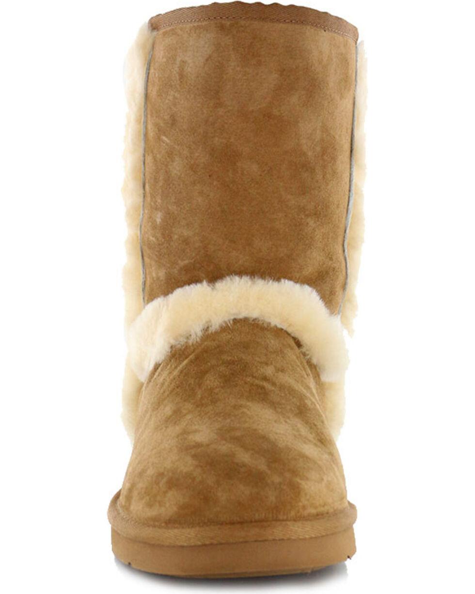 UGG® Women's Carter Casual Boots, Chestnut, hi-res