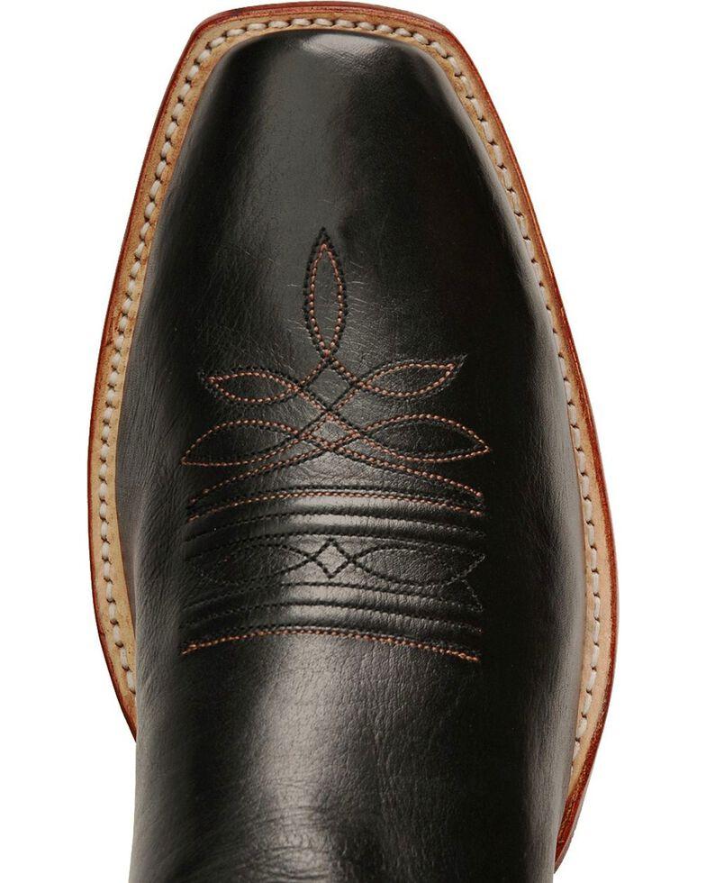 Nocona Men's Legacy Western Boots, Black, hi-res