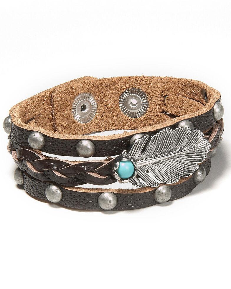 Cowgirl Confetti Women's Gypsy Spirit Cuff Bracelet, Silver, hi-res