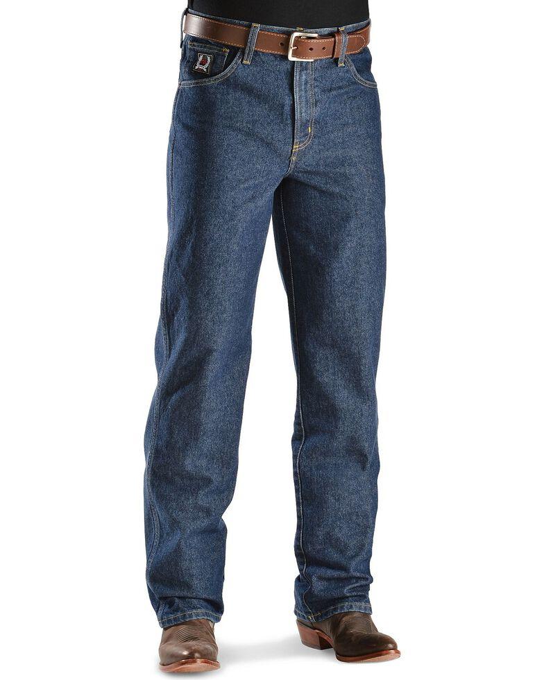 Cinch WRX Men's Green Label Flame Resistant Jeans, Denim, hi-res