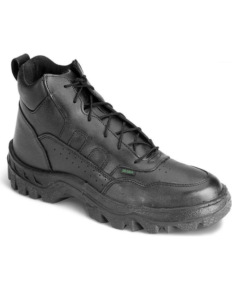 Rocky Men's TMC Postal Approved Sport Chukka Duty Boots, Black, hi-res