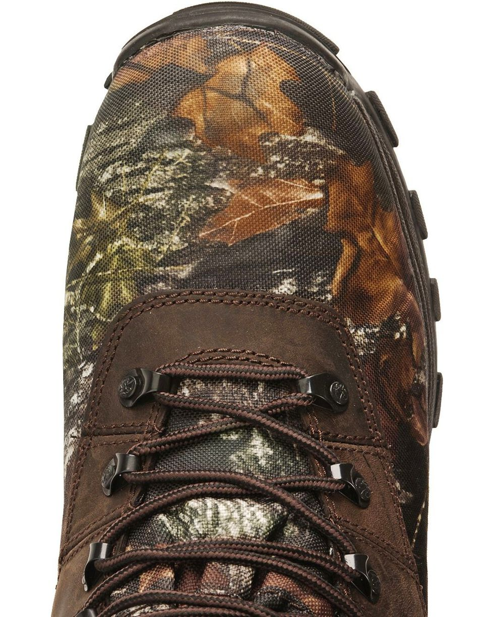 """Rocky Men's Sport Utility Max 9"""" Hunting Boots, Camouflage, hi-res"""