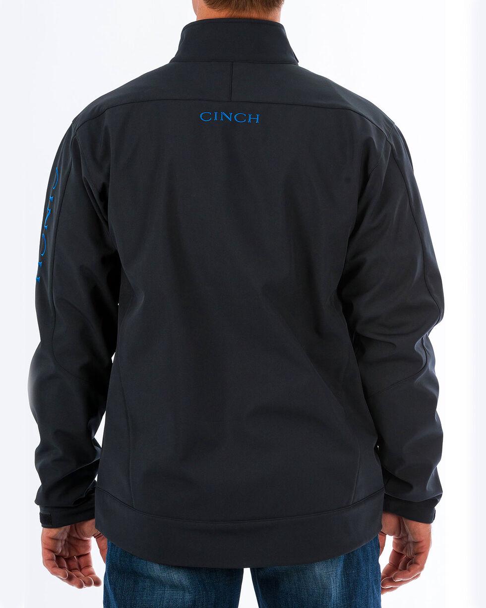 Cinch Men's Black Conceal Carry Bonded Jacket - Big, Black, hi-res