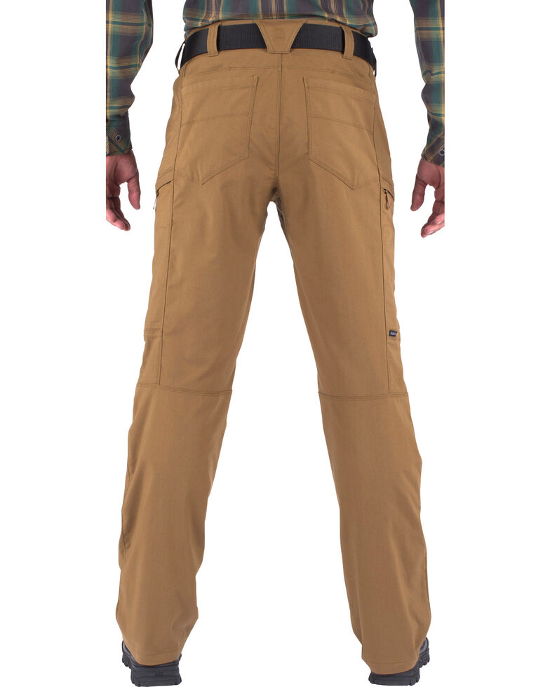 5.11 Tactical Men's Apex Pant - Big & Tall, Brown, hi-res