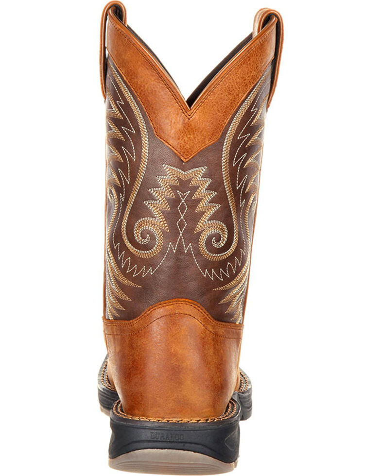 new styles aeec5 bf990 Durango Men's Ultra Lite Saddle Western Boots