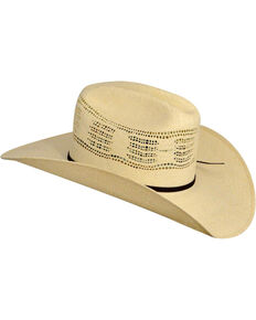 d43a4a3e Bailey Ricker Straw Cowboy Hat