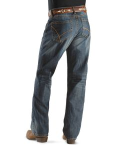 Wrangler Men's 20X Xtreme Boot Cut Jeans, Denim, hi-res