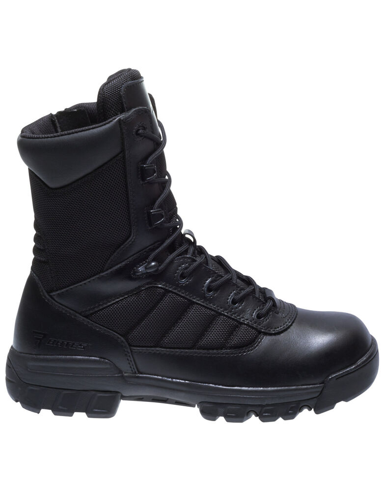 Bates Women's Tactical Sport Work Boots - Composite Toe, Black, hi-res