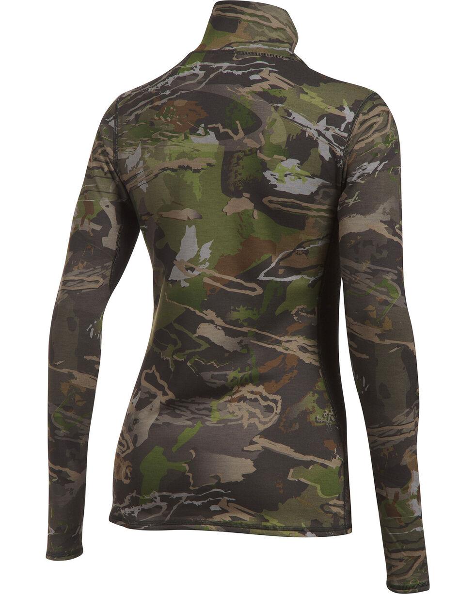 Under Armour Women's Camo Mid-Season Reversible Shirt, , hi-res