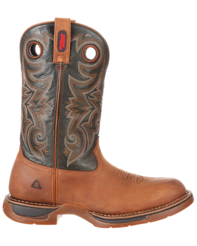 Rocky Boot Men's Long Range Waterproof