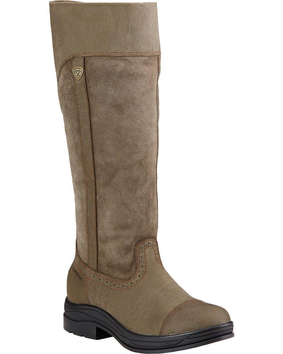 Ariat Women's Ennerdale H2O Tall English Boots, Moss, hi-res
