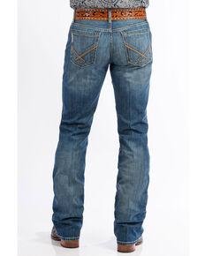 Cinch Men's Ian Slim Fit Bootcut Jeans, Indigo, hi-res