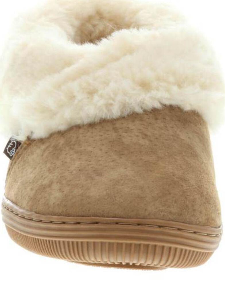 Lamo Footwear Women's Chestnut Carmen II Slippers, Chestnut, hi-res