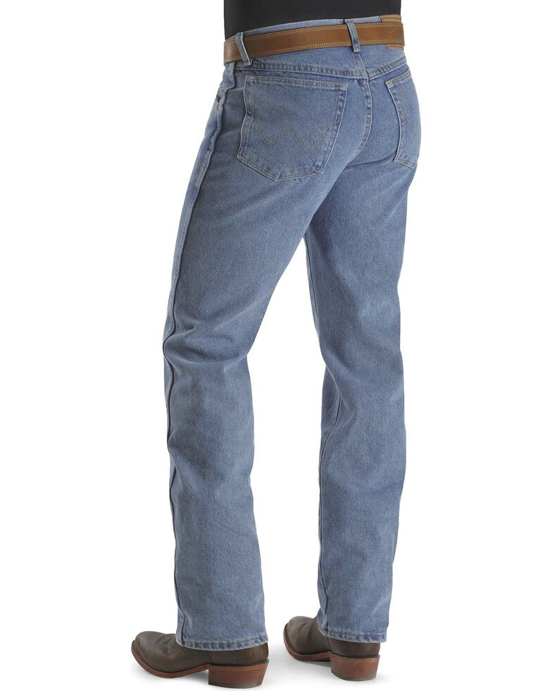 Wrangler Rugged Wear Classic Fit Jeans , Stonewash, hi-res