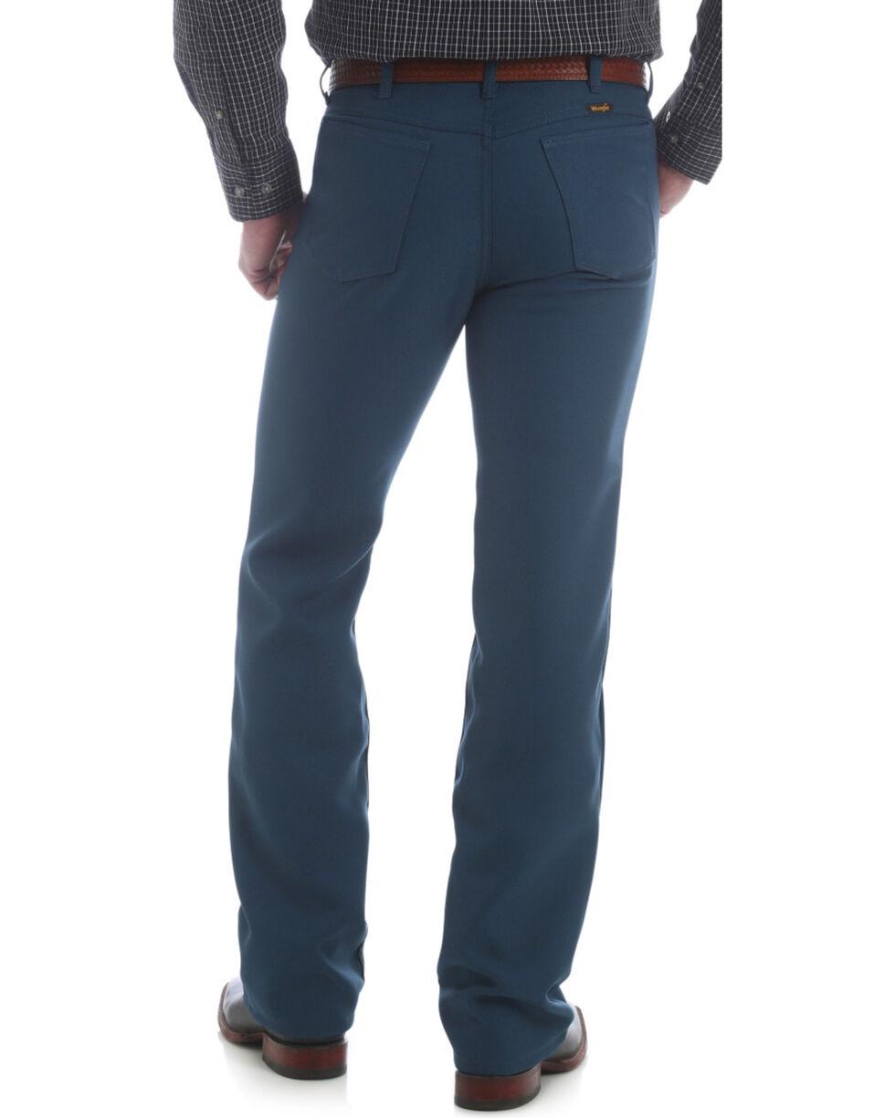 Wrangler Men's Regular Fit Dress Jeans - Tall , , hi-res