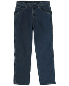 Wrangler Men's Flame Resistant Advanced Comfort Work Jeans, Midstone, hi-res