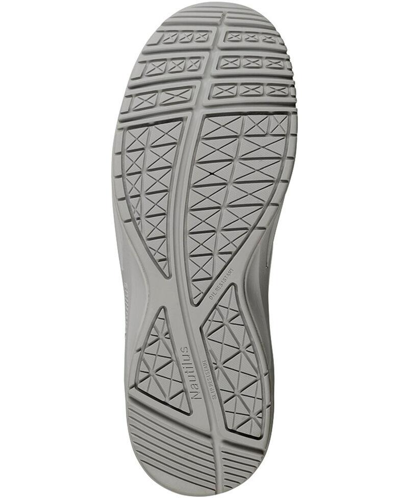 Nautilus Men's Slip Resistant Athletic Work Shoes - Composite Toe, White, hi-res