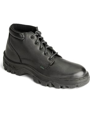 Rocky Men's TMC Postal Approved Duty Chukka Military Boots, Black, hi-res