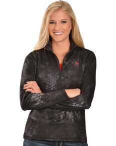 Ariat Women's Kryptek Yeti - Zip Jacket, Black, hi-res