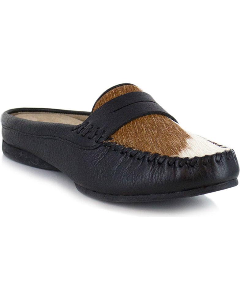 Uwezo Women's Cowhide Mule Loafer, Multi, hi-res