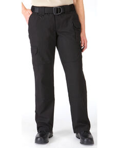 5.11 Women's Tactical Pants, Black, hi-res