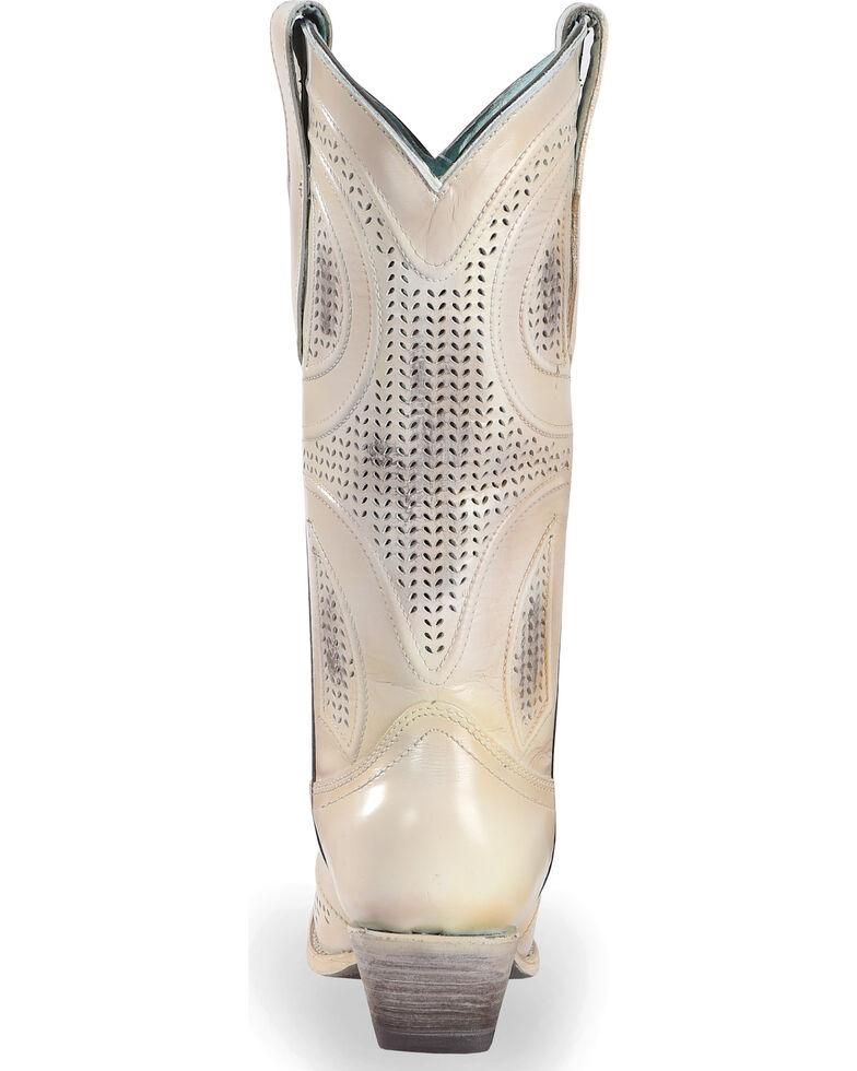 Corral Women\'s Laser Cut Wedding Boots - Snip Toe | Boot Barn