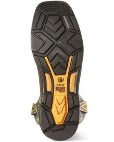 Ariat Men's Workhog XT VentTEK Western Work Boots - Composite Toe, Brown, hi-res