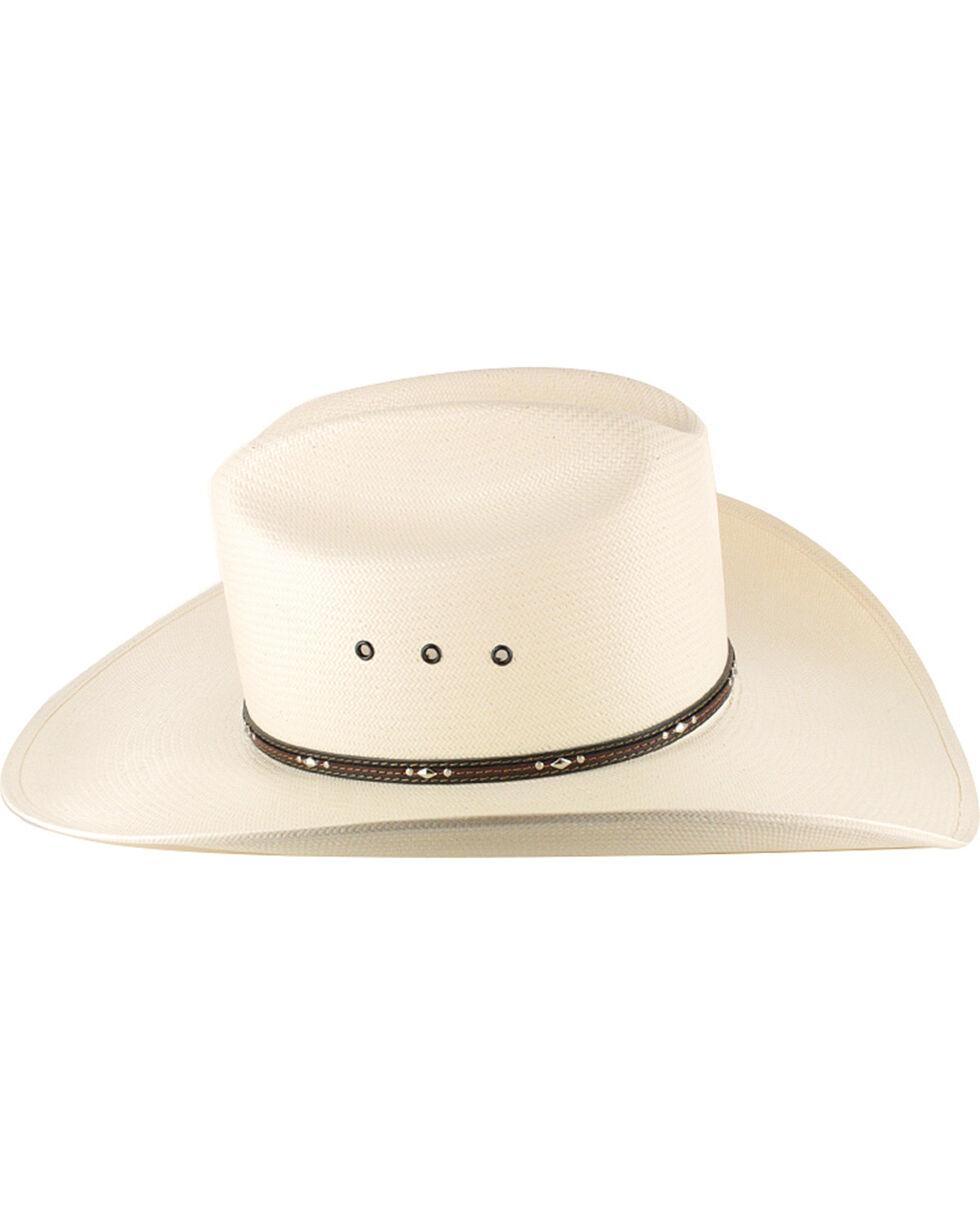 George Strait by Resistol Kingman 10X Straw Hat, Natural, hi-res