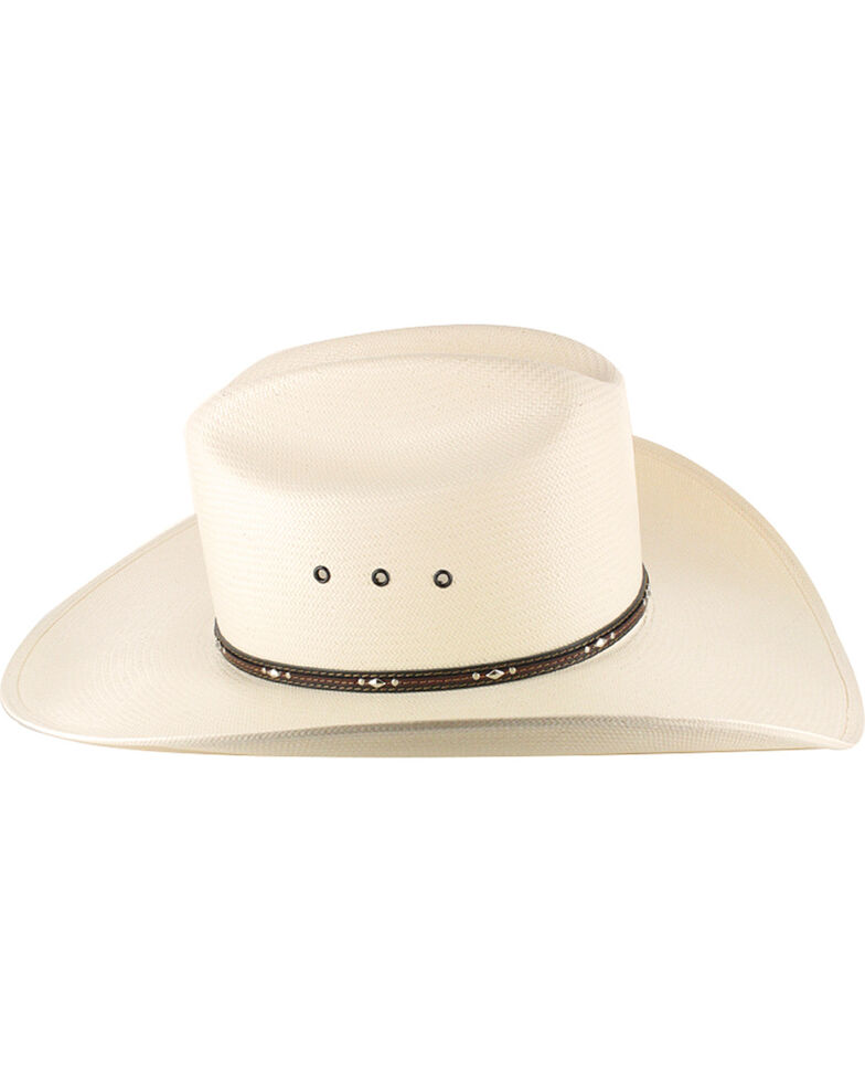 George Strait by Resistol Kingman 10X Straw Hat  e99ef091366