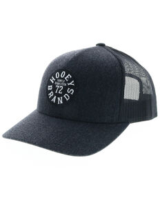 the best attitude 9276f 8e583 HOOey Men s Pioneer Circle Trucker Cap