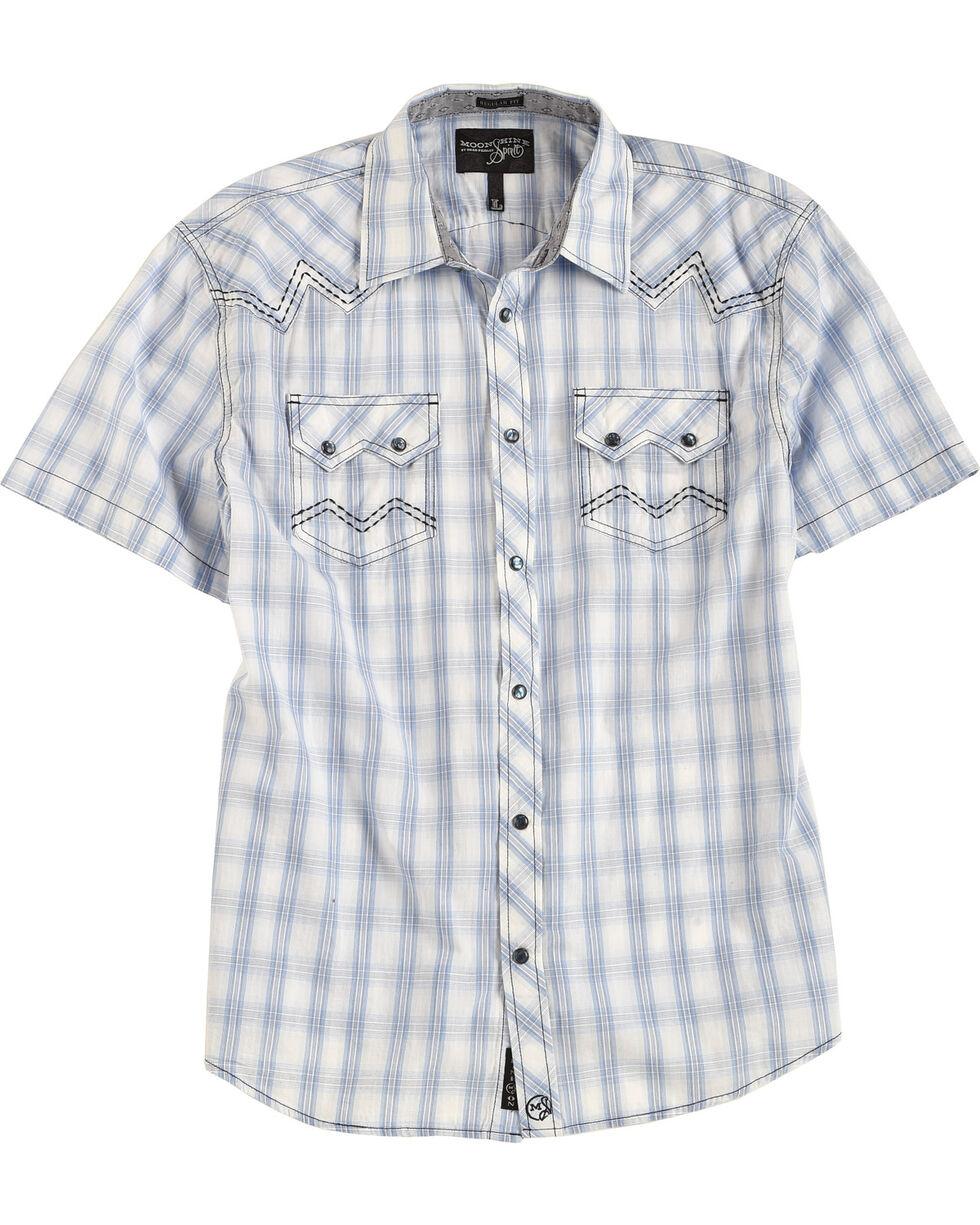Moonshine Spirit® Men's Sonoita Creek Short Sleeve Shirt, White, hi-res