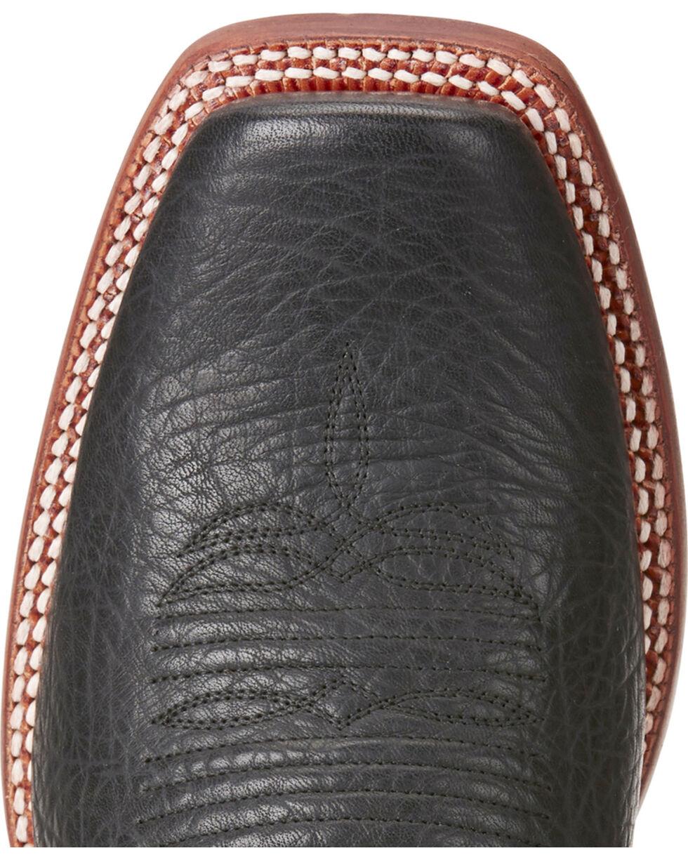 Ariat Men's Relentless Prime Western Boots, Black, hi-res